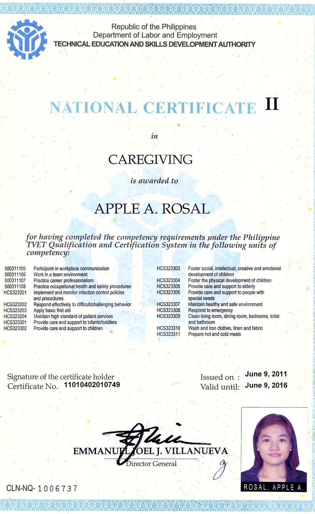 4 Cpr Certificate