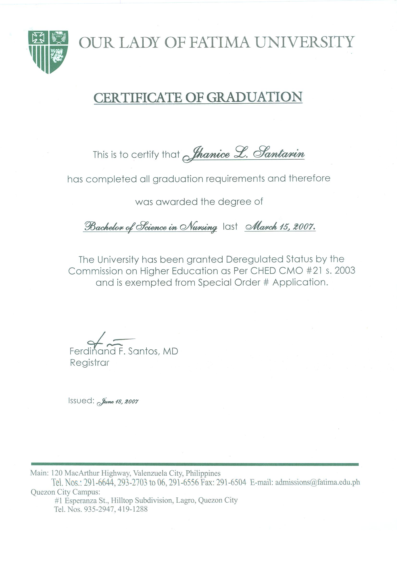 61086946457338certificateofgraduationg xflitez Images